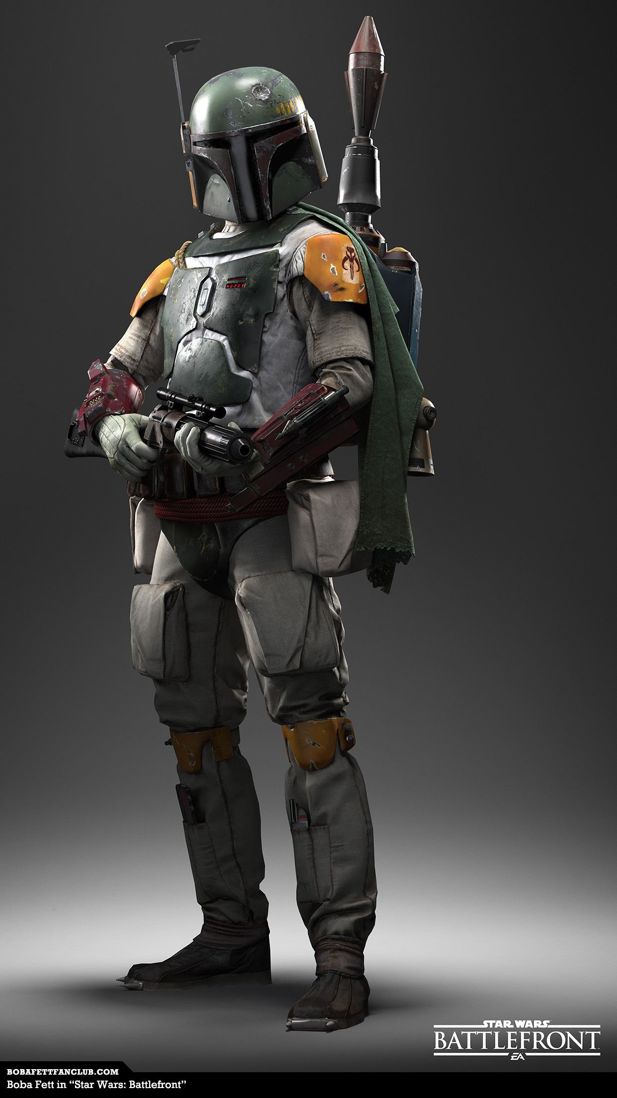 multimedia - boba fett fan club