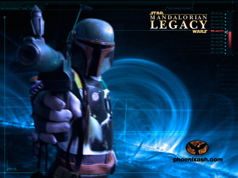 Mandalorian Legacy Fan Film Wallpaper