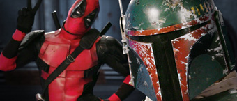 Epic Rap Battles of History: Deadpool vs Boba Fett