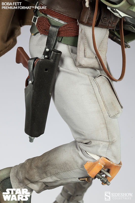 Sideshow Collectibles Boba Fett Premium Format 1/4 Scale Figure (2015)