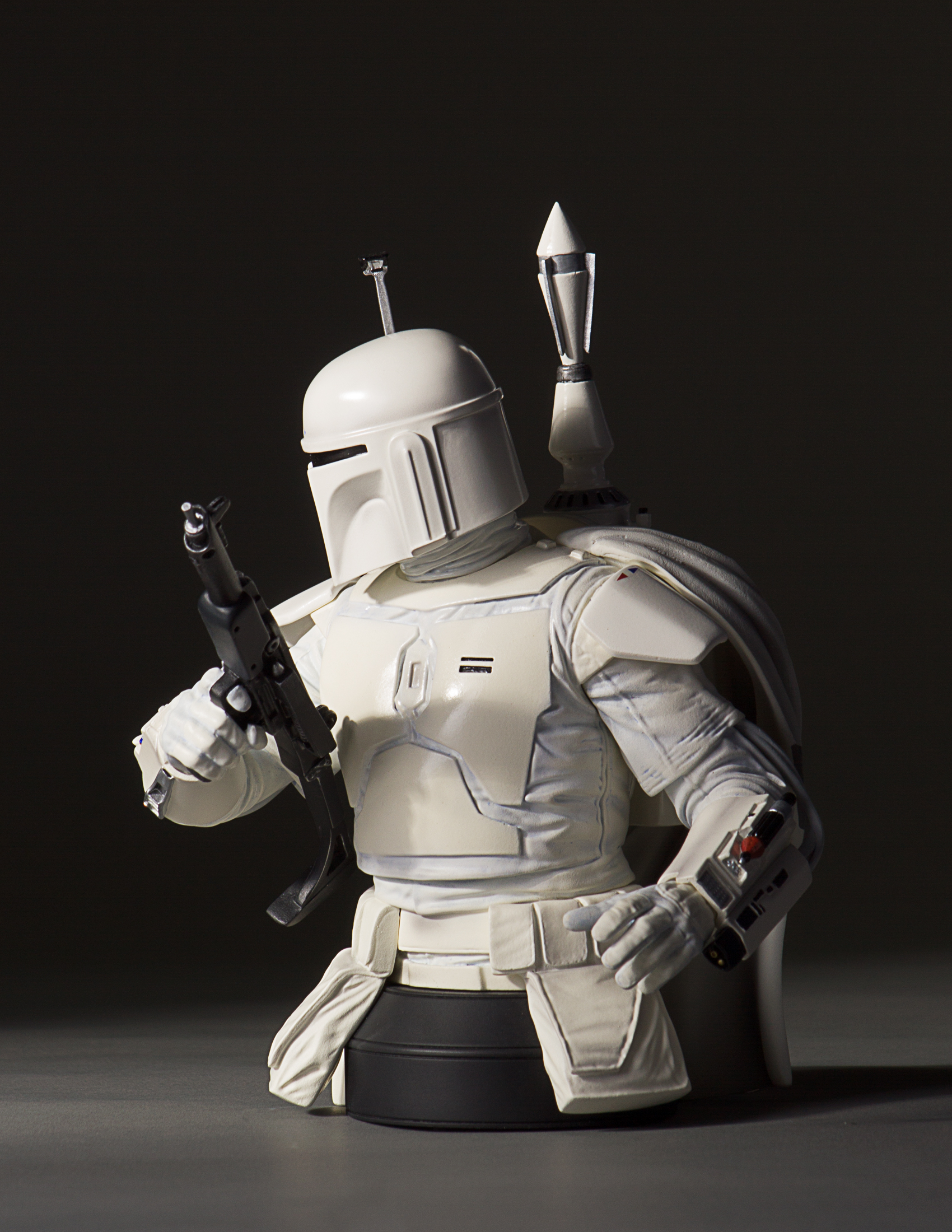Gentle Giant Prototype Boba Fett Mini Bust (2015)