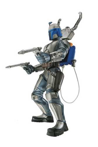 Force Battlers Jango Fett (2005)