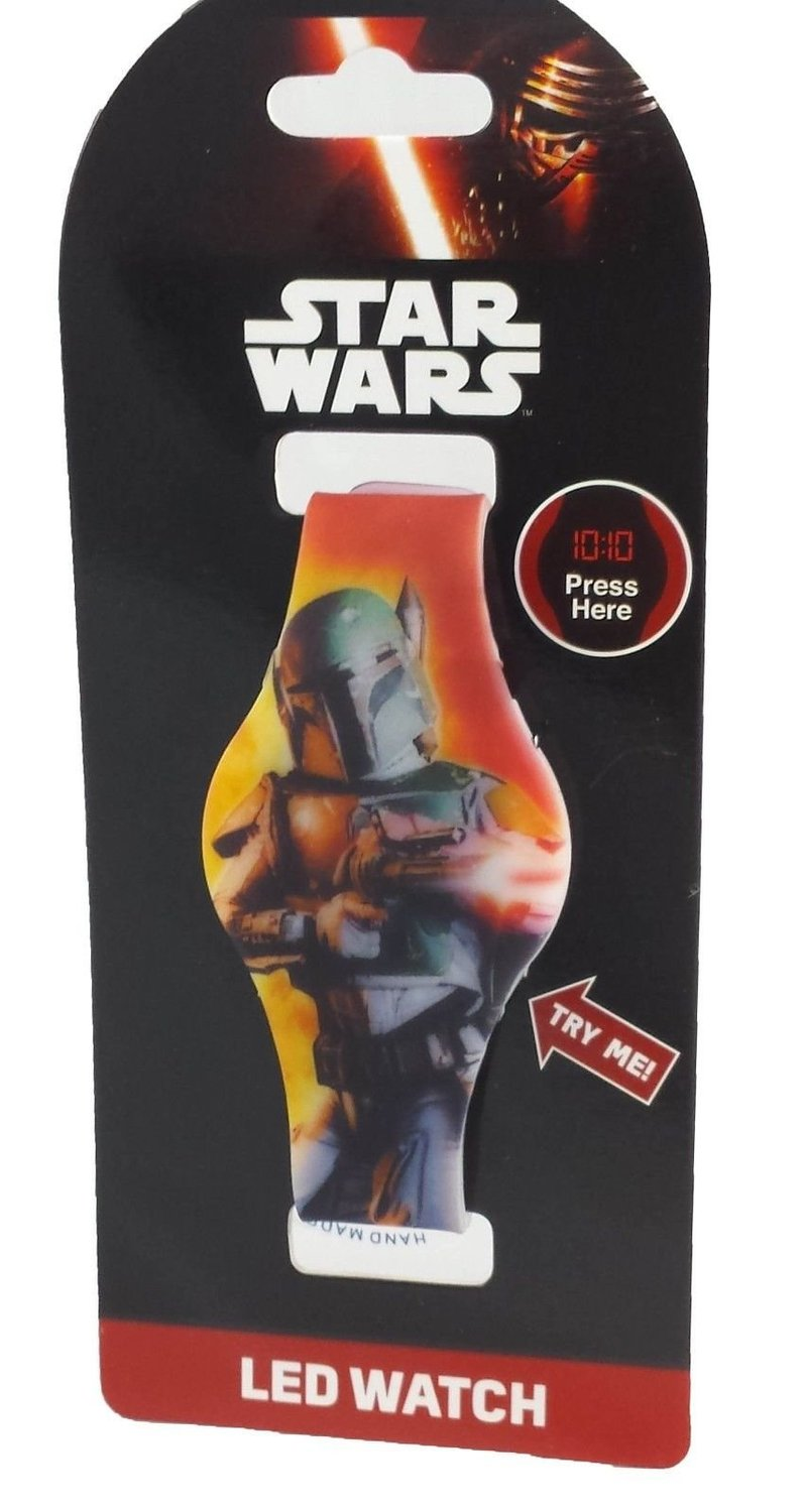Accutime Boba Fett LED Watch (2015)