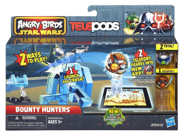 Angry Birds Star Wars Bounty Hunters Strike Back Pack (2013)