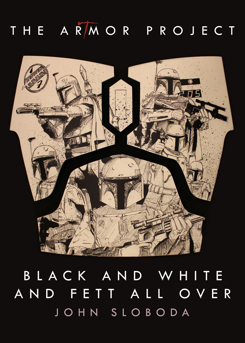ArTmor 2014: Black and White and Fett All Over
