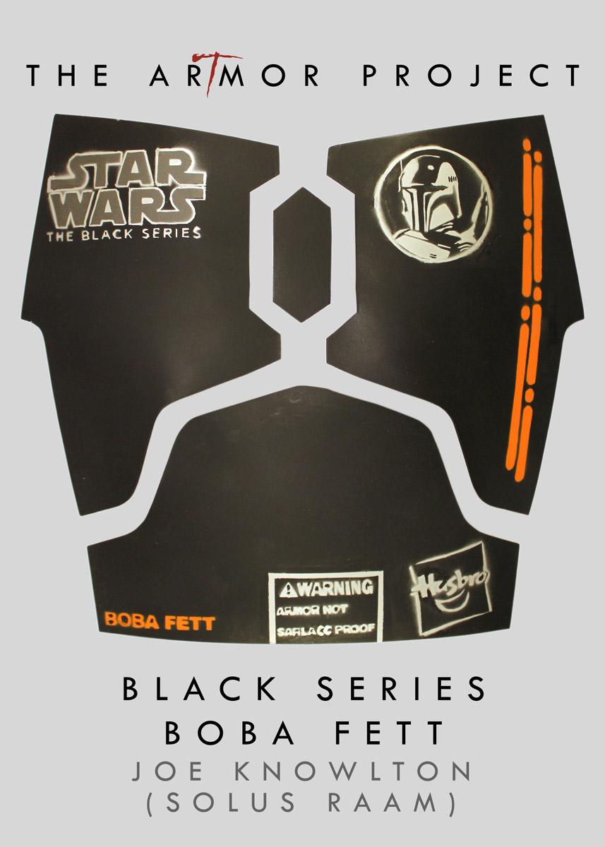 ArTmor 2014: Black Series Boba Fett