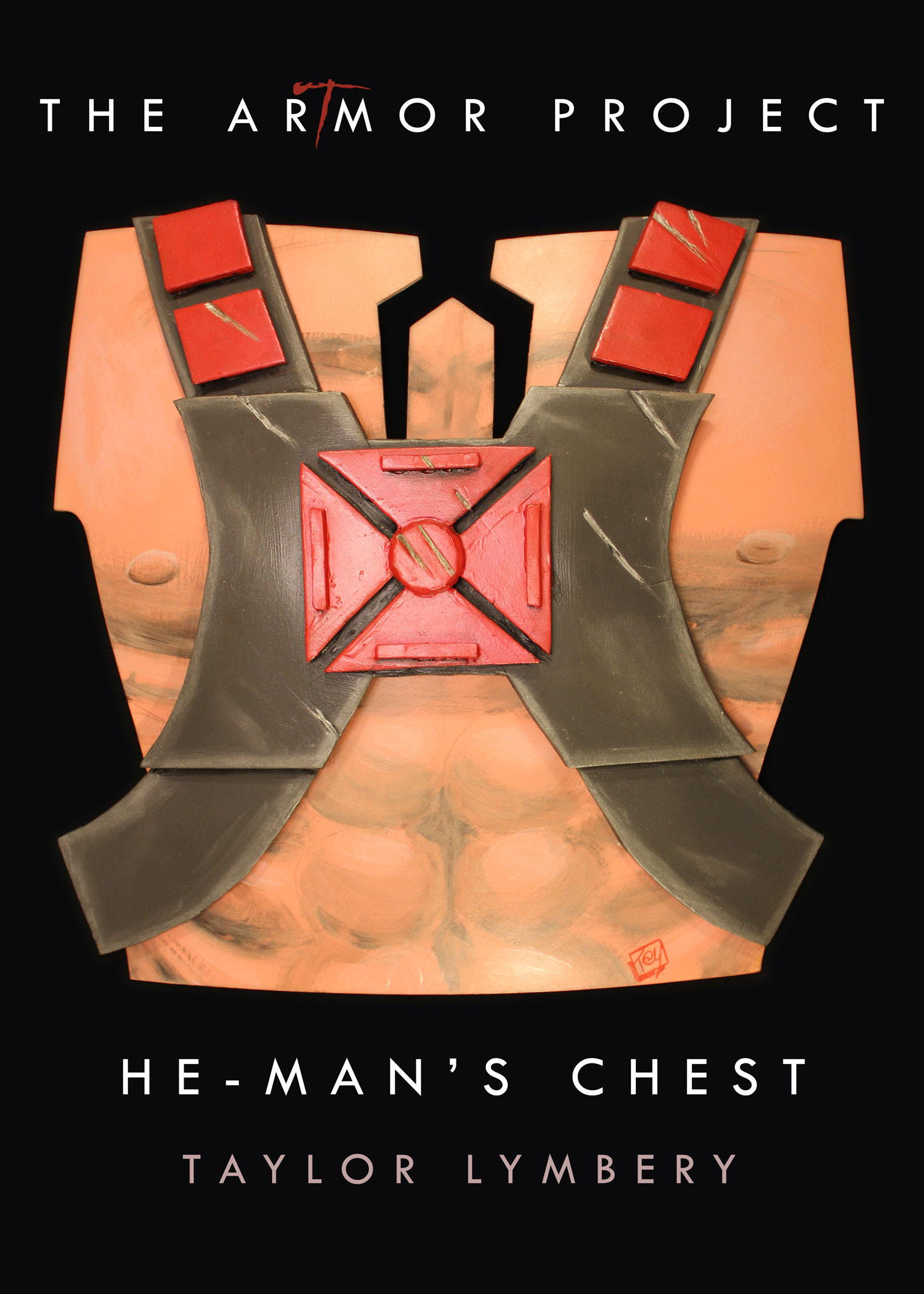 ArTmor 2014: He-Man's Chest