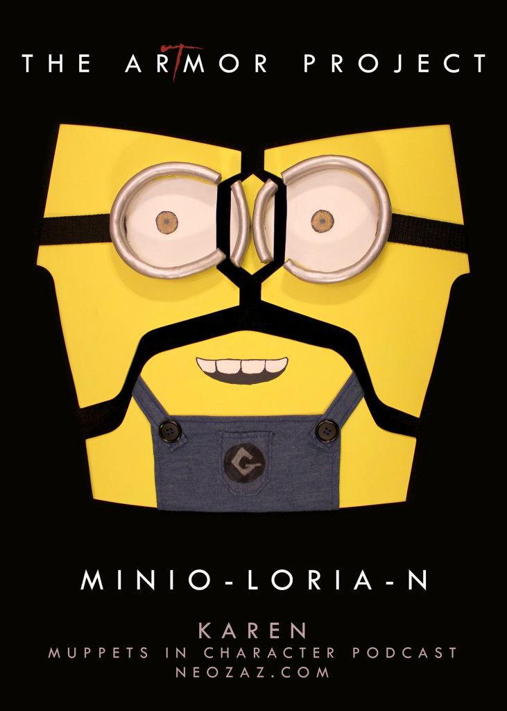 ArTmor 2014: Minio-loria-n