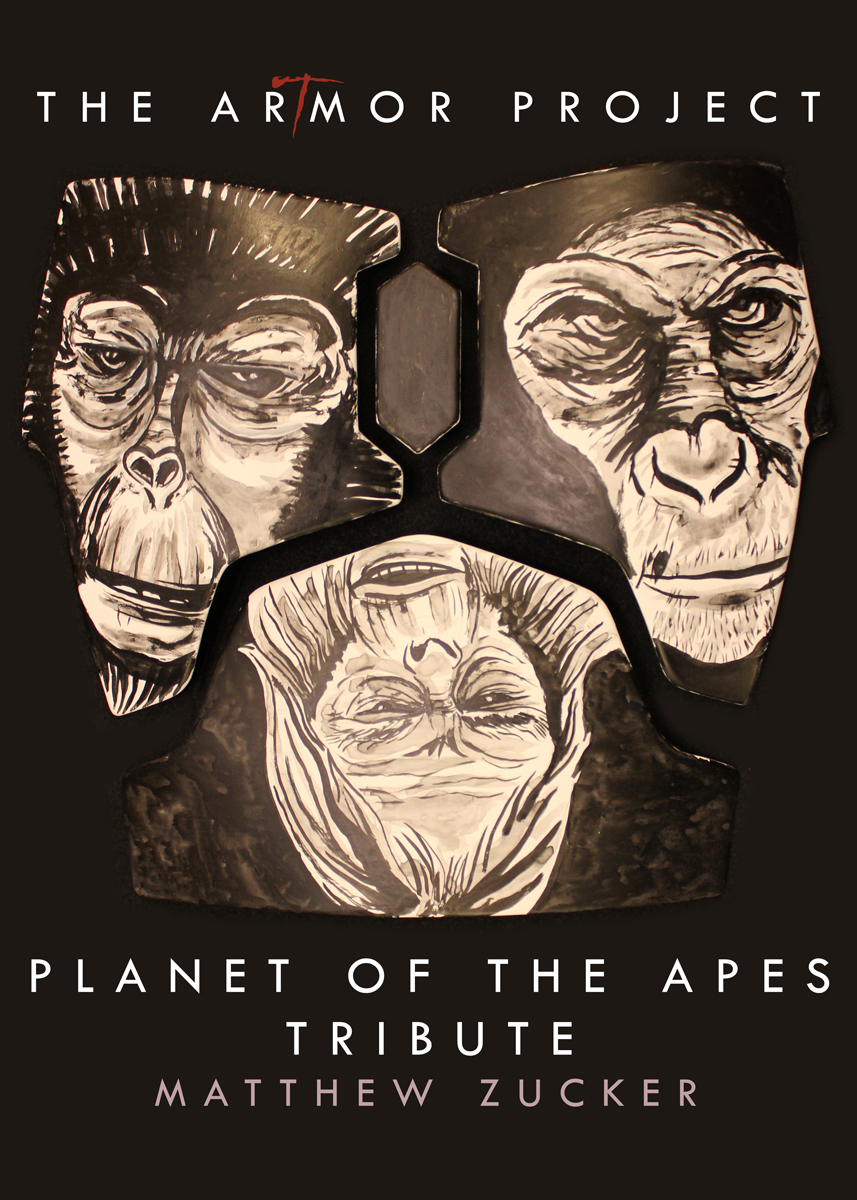 ArTmor 2014: Planet of the Apes Tribute