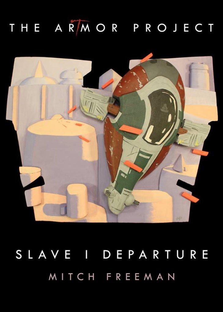 ArTmor 2014: Slave I Departure
