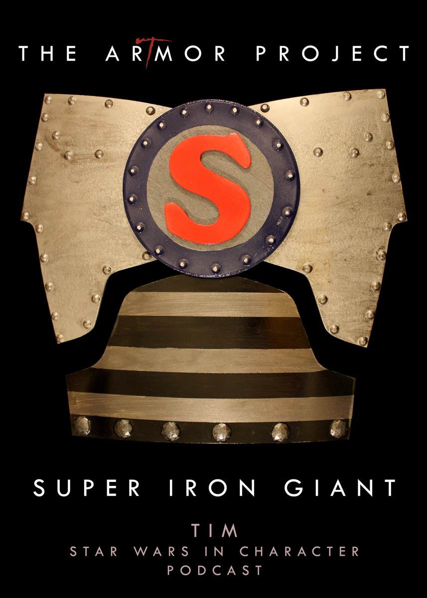 ArTmor 2014: Super Iron Giant