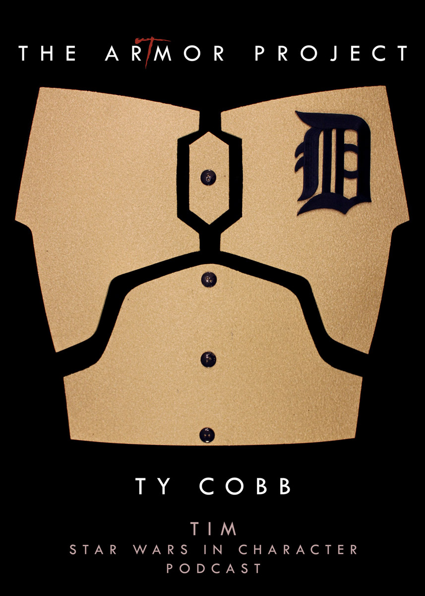 ArTmor 2014: Ty Cobb