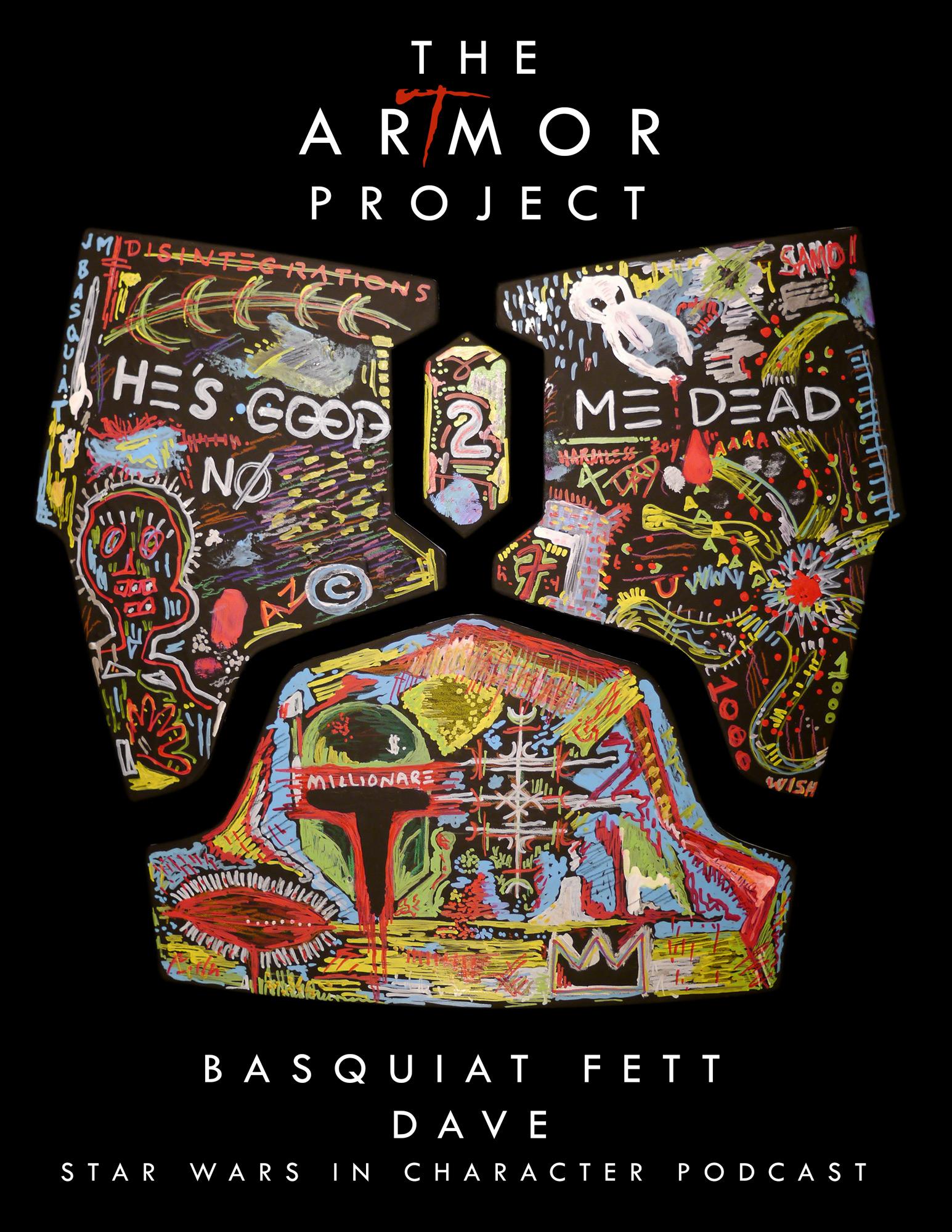 ArTmor 2015: Basquiat Fett