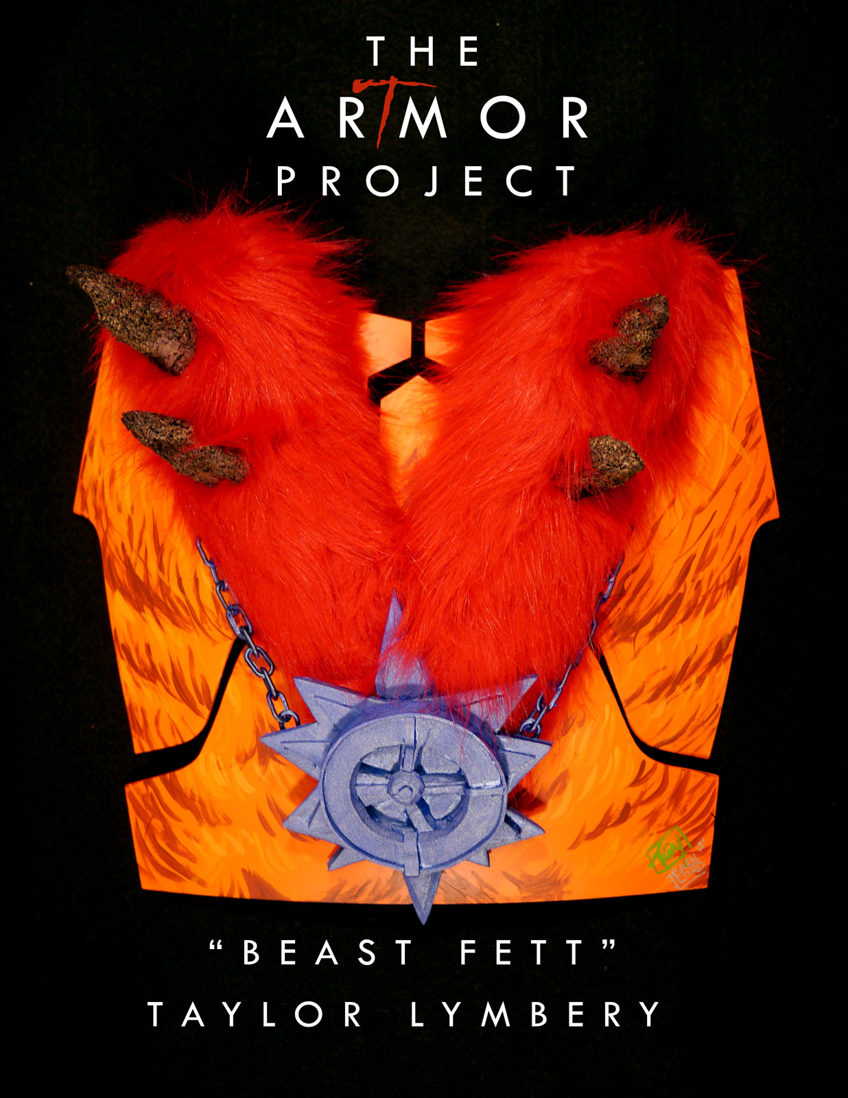 ArTmor 2015: Beast Fett