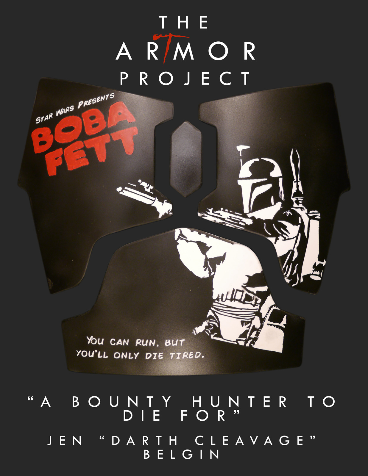 ArTmor 2015: A Bounty Hunter To Die For