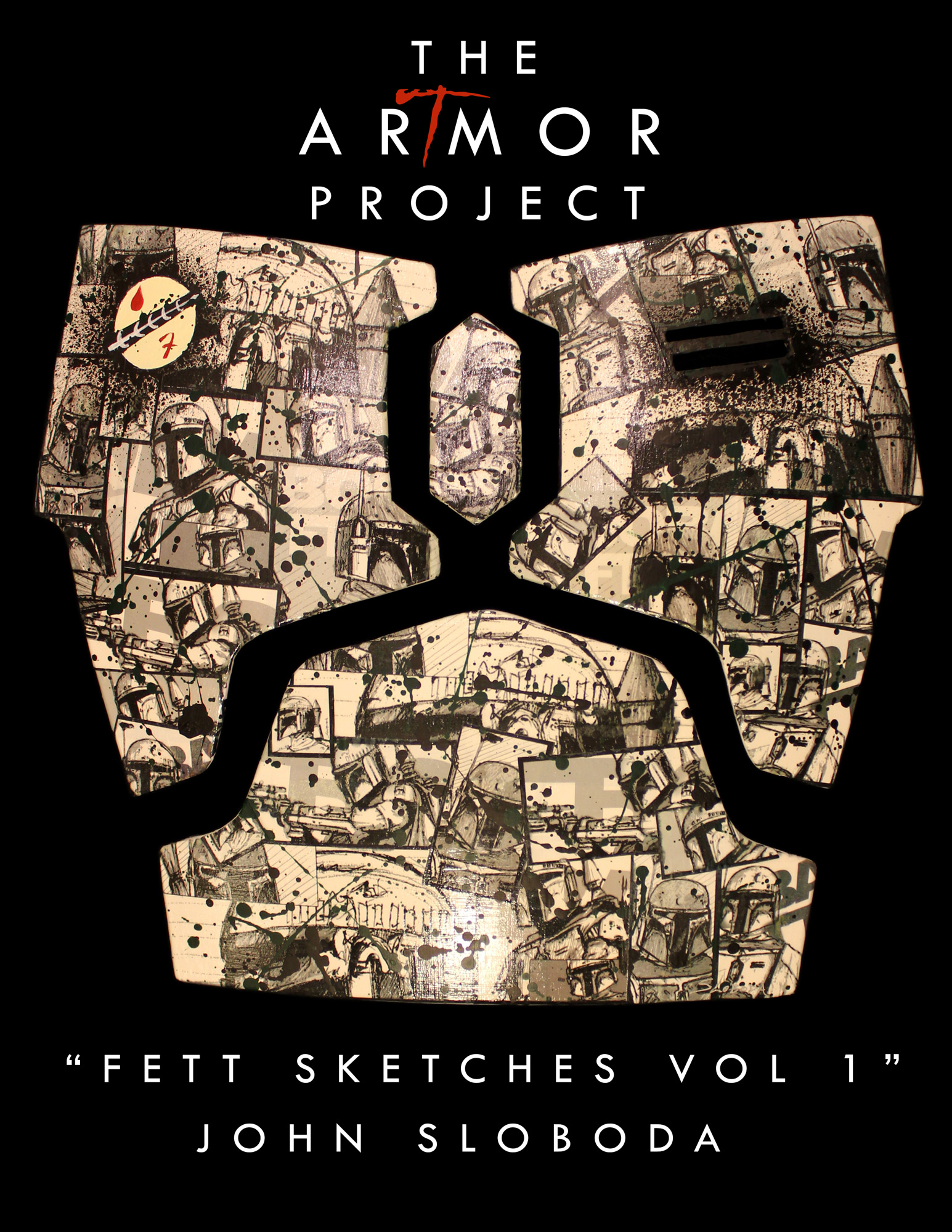 ArTmor 2015: Fett Sketches Vol. 1