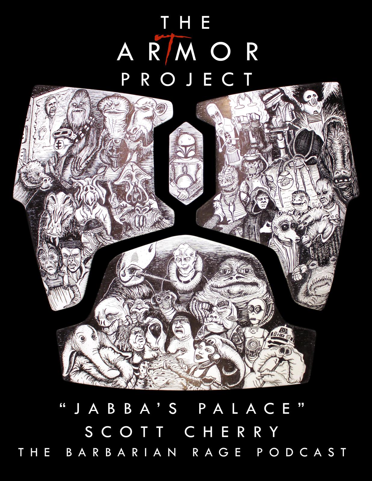 ArTmor 2015: Jabba's Palace