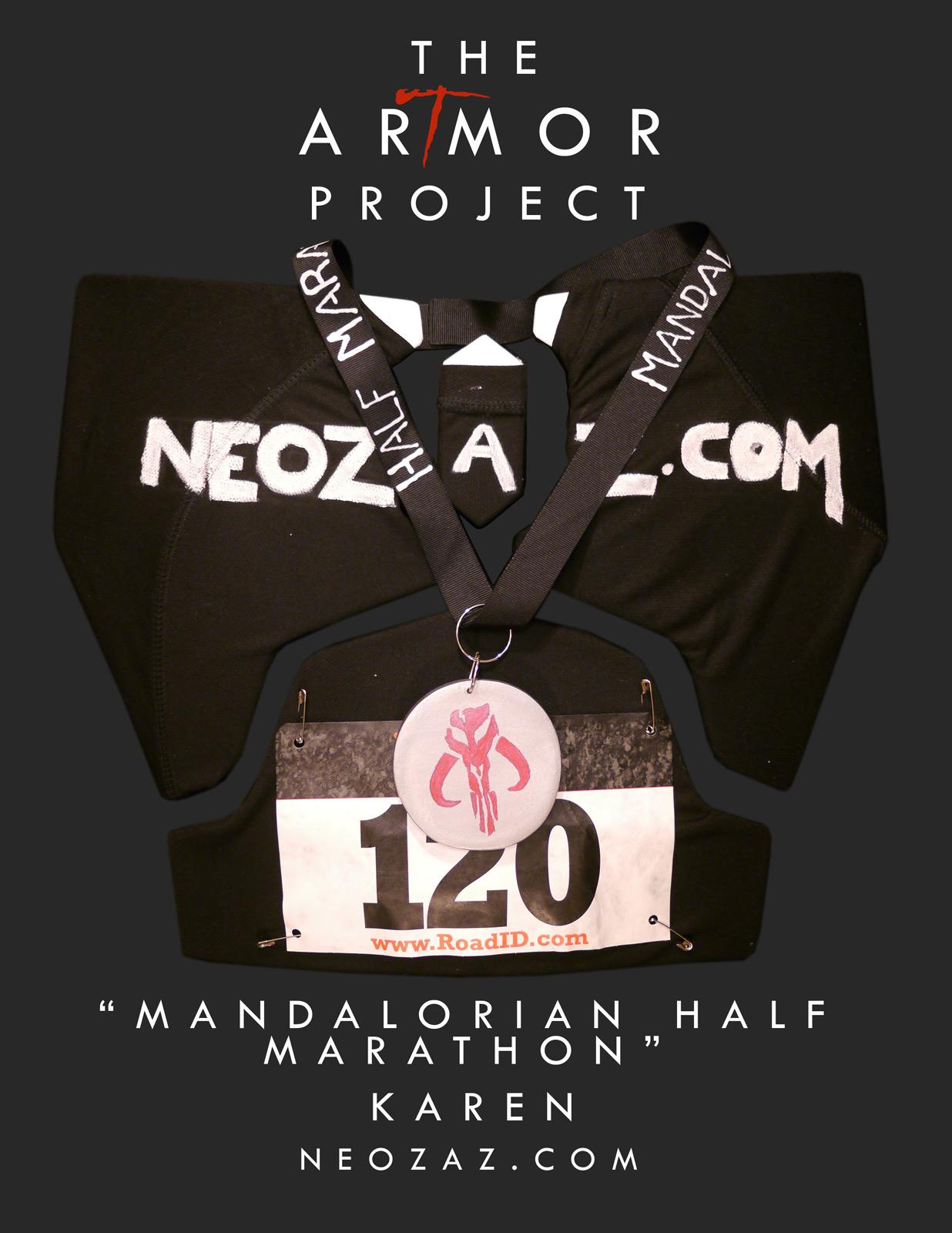 ArTmor 2015: Mandalorian Half Marathon