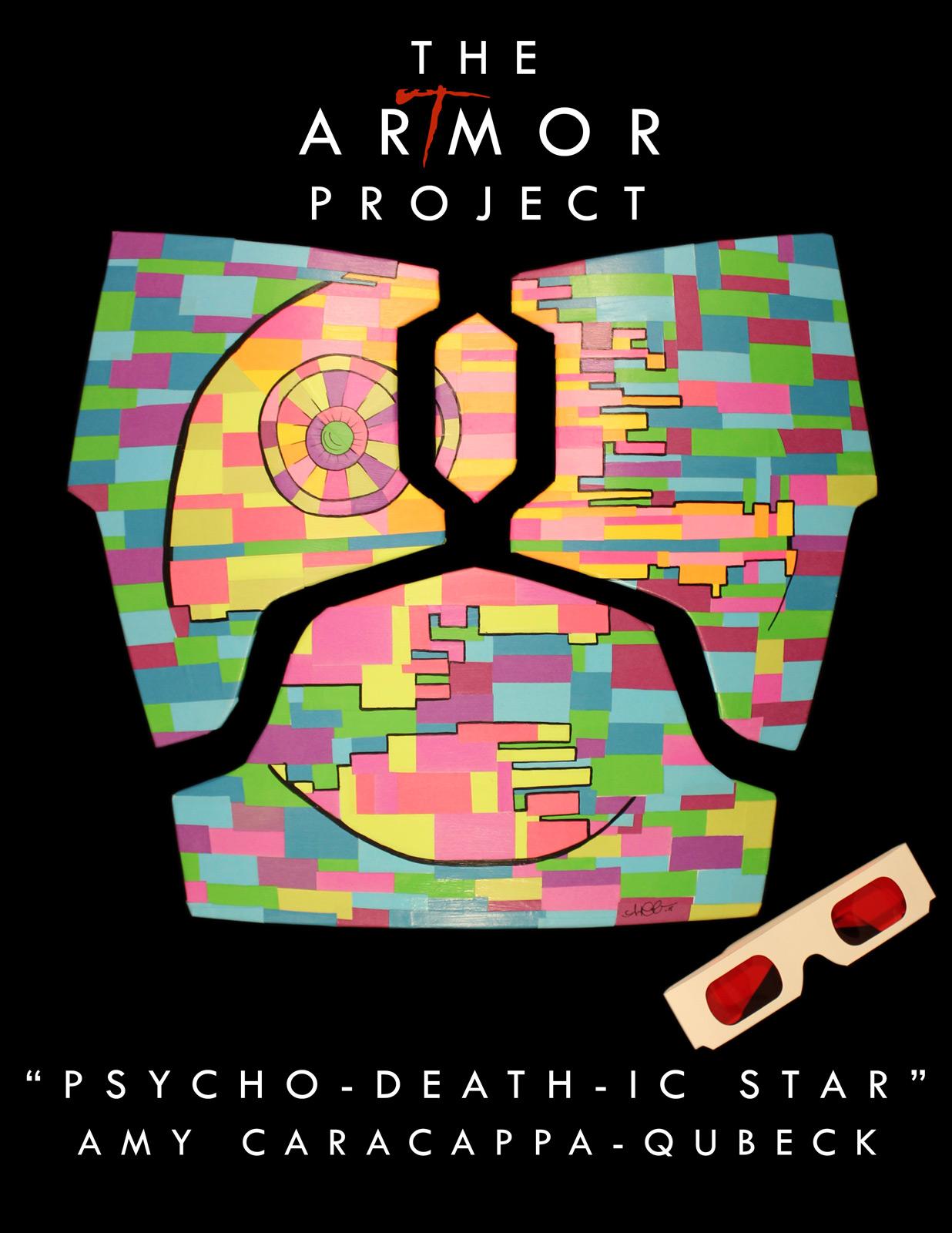 ArTmor 2015: Psycho-Death-ic-Star