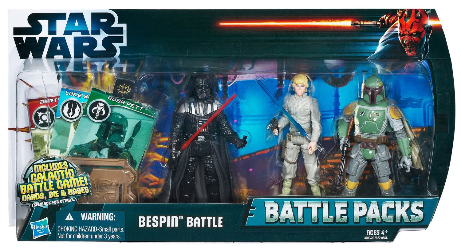 Hasbro Movie Heroes Battle Packs Bespin Battle (2012)