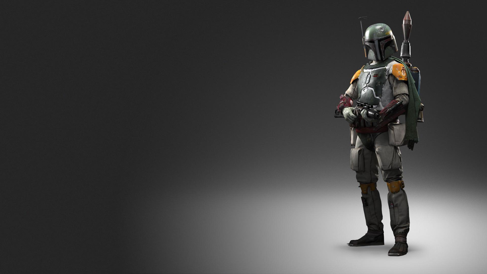 Star Wars Battlefront, Boba Fett Promo