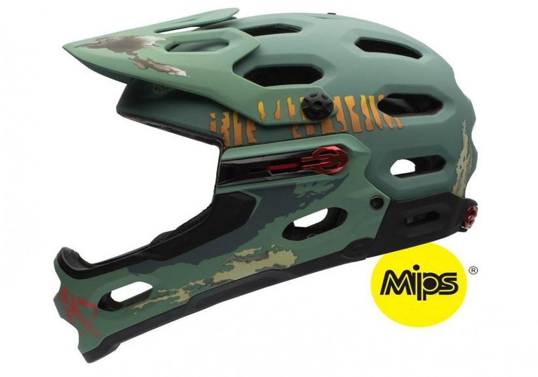 Bell Super 2R MIPS Boba Fett Mountain Bike Helmet (2015)