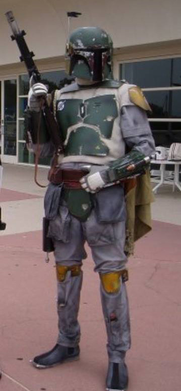 Ben Townend at Boba Fett (Fan Spotlight 12/5/2014)