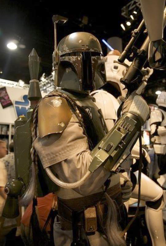 Ben Townend as Boba Fett (Fan Spotlight 12/5/2014)