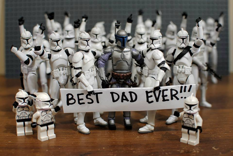 """Best Dad Ever!"" by Jon San Pedro"