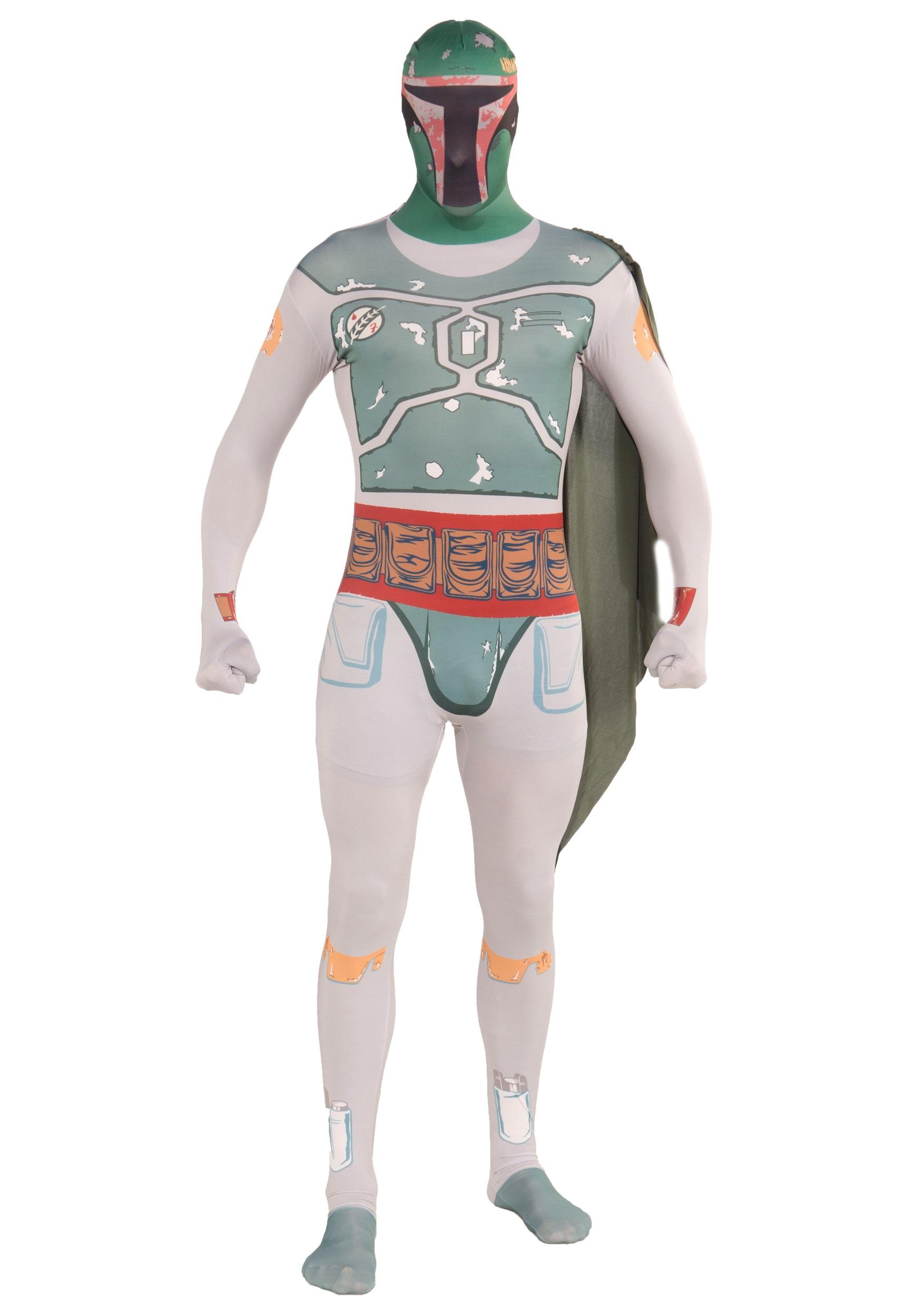 Boba Fett 2nd Skin Suit