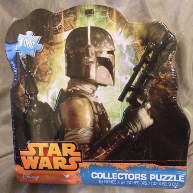 Boba Fett Collectors Puzzle (2015)