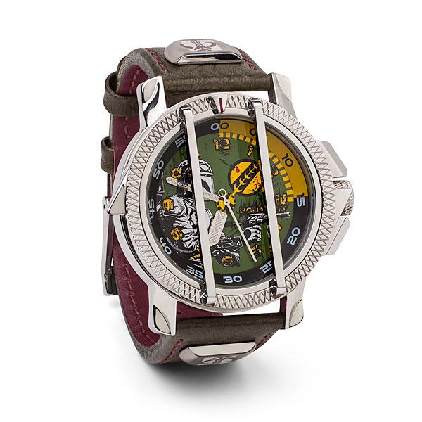 Boba Fett Designer Watch (2014)