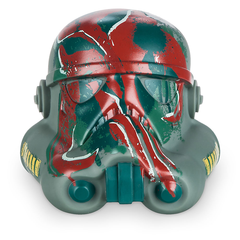 Project Legion Series Helmet with Boba Fett Inspired Decoration (2016)