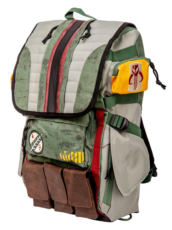 501823b283c4 Boba Fett Backpacks and Luggage - Boba Fett Fan Club