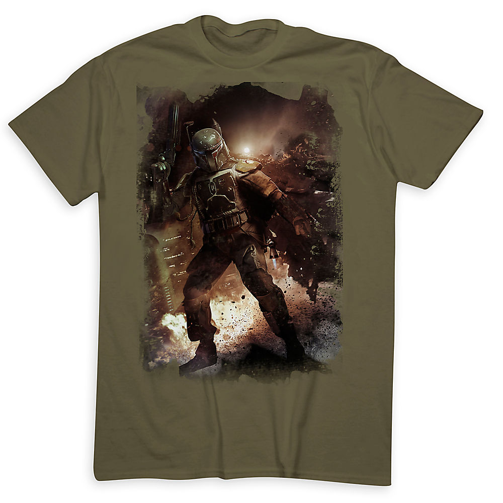 "Boba Fett ""May the 4th"" T-Shirt for Men and Women (2016)"