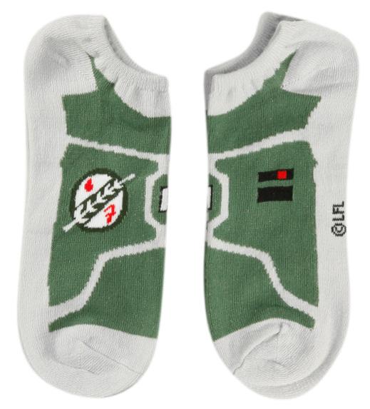 Boba Fett Socks (2015)