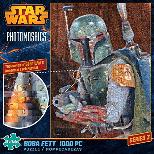 Boba Fett Photomosaics 1000 Piece Puzzle (2015)