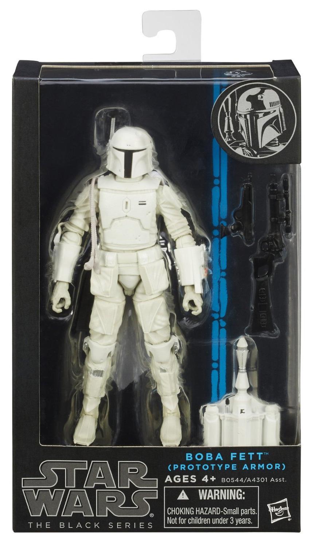"Black Series ""Prototype"" Boba Fett 6"", Boxed (Walgreens Exclusive) (2014)"