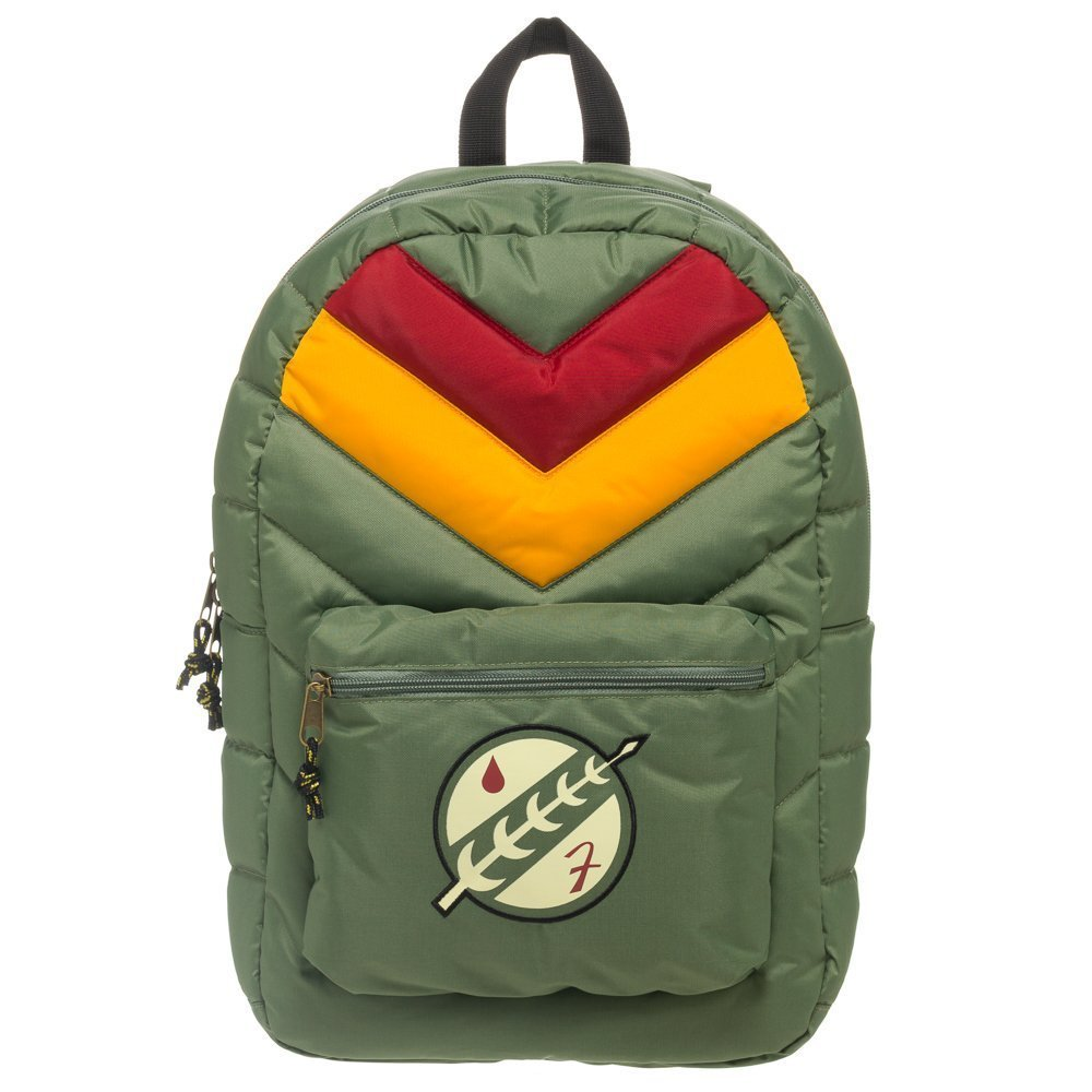 Boba Fett Puff Backpack (2014)