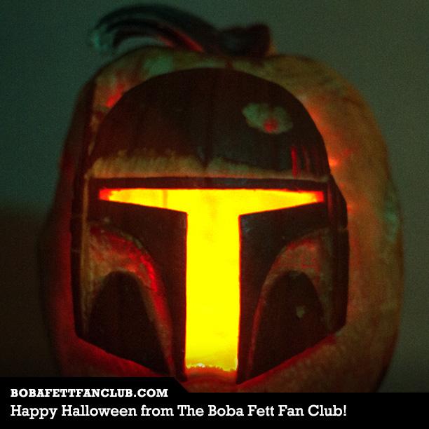 Boba Fett Pumpkin Carving by BFFC