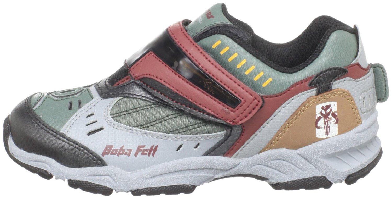 Kids Boba Fett Tennis Shoes, Left (2011)
