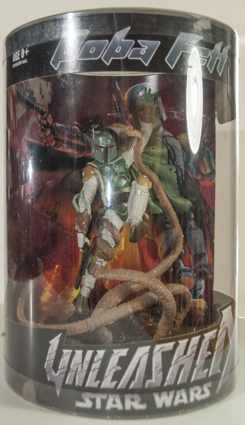 Unleashed Boba Fett, Repack (Target Exclusive) (2006)