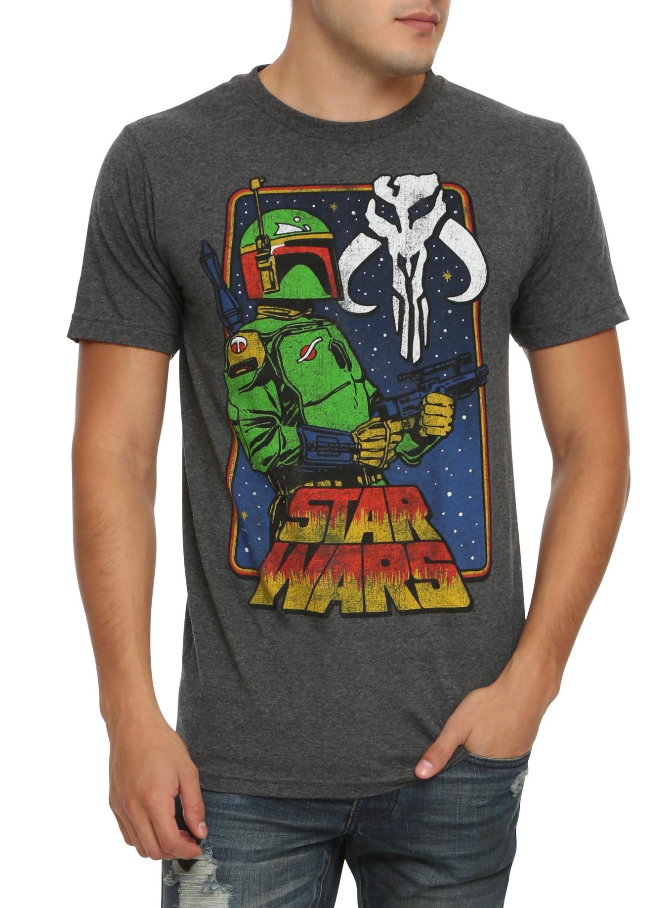 "Boba Fett ""Vintage"" T-Shirt (2015)"