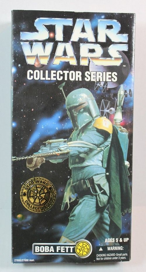 """Collector Series 12"""" Doll, Box (1996)"""