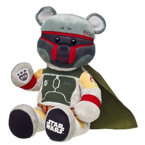 Build A Bear Boba Fett Bear Boba Fett Fan Club