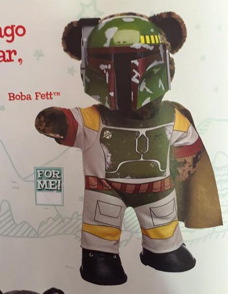 090f5b4bb4a Zoom More Info · Build-a-Bear Boba Fett (2015)