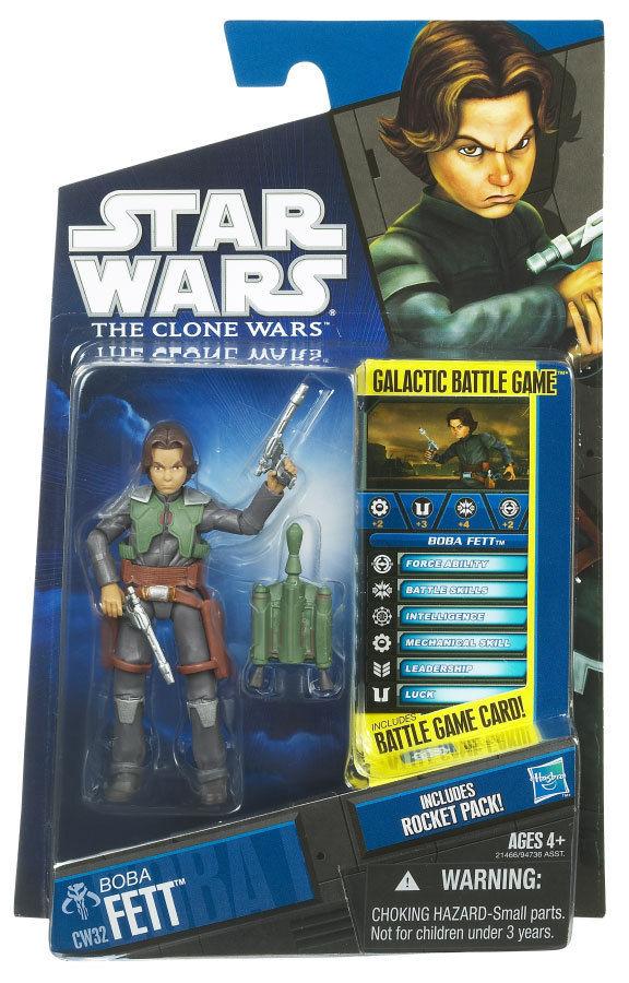 Clone Wars Boba Fett (2010)