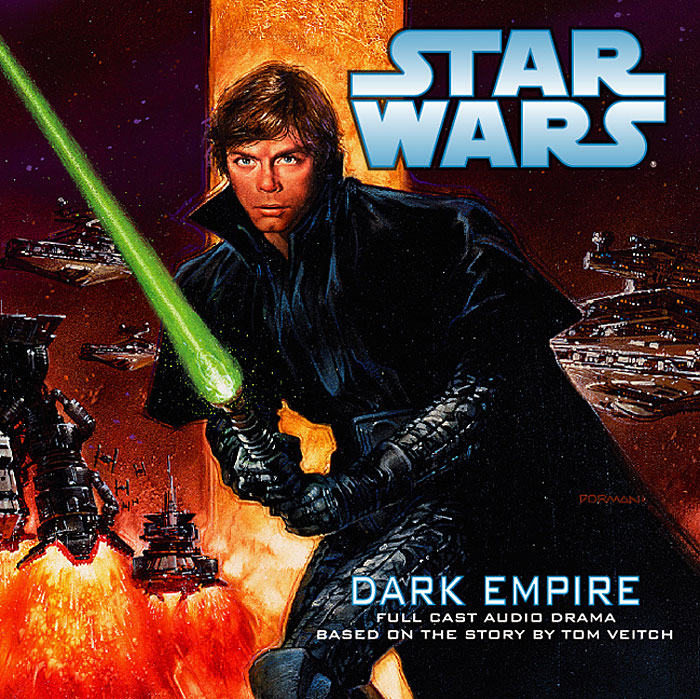 Dark Empire Audiobook (2005)