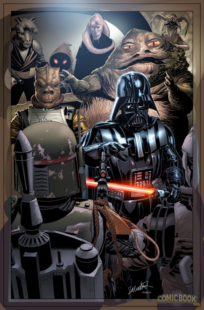 Darth Vader #1 (Newbury Comics Exclusive) (2015)