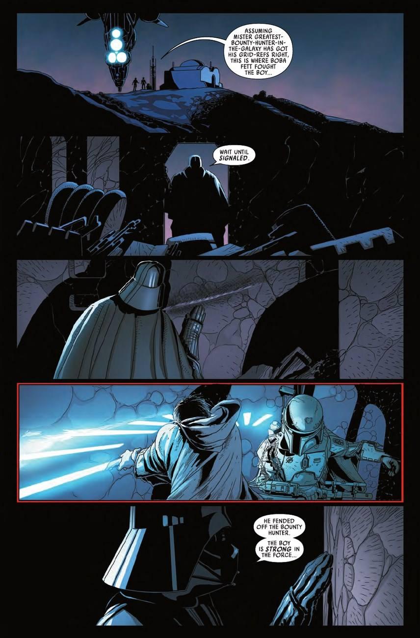 Darth Vader #7 (2015)